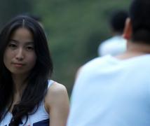 梅林公园活动漂亮MM-欣欣