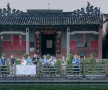 2016-08-27优乐娱乐平台《古村往事》东莞古村落人像拍摄活动合影