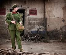 芳华之 《青春记忆》....惠州埝山人像活动