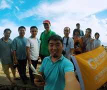 2017-08-24周四优乐娱乐平台《红颜》背仔角海边古装精品人像创作活动合影