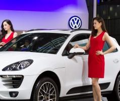 车与模——2014深港澳国际汽车博览会掠影