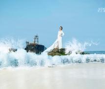 海风吹过盐洲岛