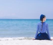 我爱那蓝色的海洋
