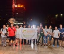 2015-08-14优乐娱乐平台《夜来夜美》闪尼闪光灯有奖试用活动合影