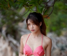 Kyandi Kagura Lee 李曉怡 - 馬灣柏麗灣海灘