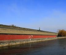 今冬 没有雾霾的京城