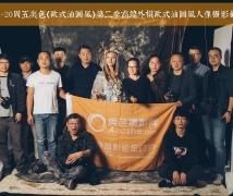 2019-12-20周五奥色《欧式油画风》第二季高端外模欧式油画风人像摄影创作合影
