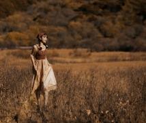 金色的童话——奥色川西旅拍:稻城