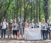 2015-08-09《森林公主》拍摄现场合影