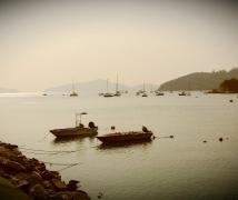 寧靜的港灣