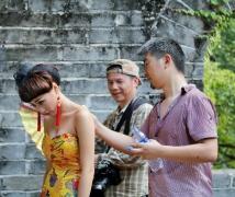 2016-07-07 奧色 - <龍袍> - 貓貓 - 深圳布吉求水山公園