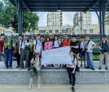 2016-07-17优乐娱乐平台《绿皮火车》火车元素人像外拍活动合影