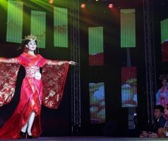 中华文化小姐深圳赛区(2014)决赛