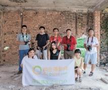 2015-08-23《女特工》环境人像拍摄活动合影