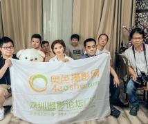 2016-06-25优乐娱乐平台《情迷白衬衫》棚拍人像活动合影