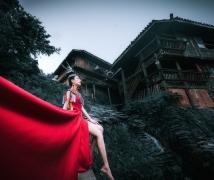 贵州旅拍——侗寨遇见时尚