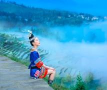 贵州旅拍——梯田恋歌