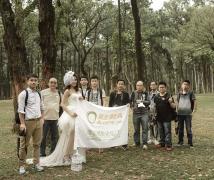 2016-03-19优乐娱乐平台《森林天使》环境人像摄影活动合影