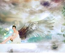��落的天使