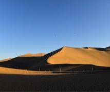 敦煌看沙漠