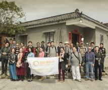 2016-02-28优乐娱乐平台《走进春天》莲湖油菜花人像拍摄活动合影