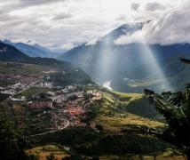 西藏墨脱,高原上的小江南 转贴