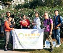 2017-01-22优乐娱乐平台《花仙子》月季园唯美人像外拍活动合影