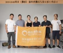 2019-10-06周日《舞影》第四季舞蹈人像�z影��作活�雍嫌�