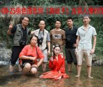 2018-08-26周日奥色《鱼仙子》创意魔幻古装人像摄影活动