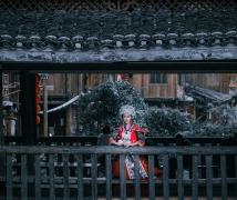 贵州旅拍——侗寨丽人