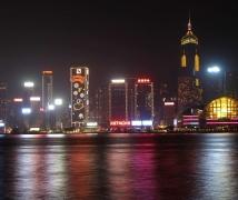 ---------------香港之夜-----------------