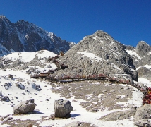 雲南玉龍雪山