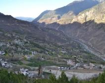 艷陽天遊甲居藏寨