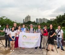 2015-06-05优乐娱乐平台《你若为荷》洪湖公园旗袍人像合影