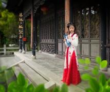 红楼梦-林黛玉(丝银版)