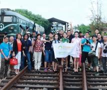 2014-9-20《铁路往事》动画合影