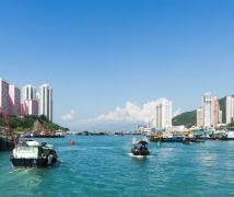 周末香港蒲台岛徒步