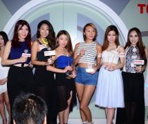 2015年8月 香港電腦通訊節 推廣女郎