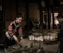 茶馆西施——奥色川西旅拍:老茶馆