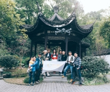 2017-03-04优乐娱乐平台《美人裳》古装人像外拍活动合影