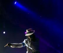 舞台的光与影