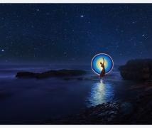 盐州岛旅拍之二-----海边光绘