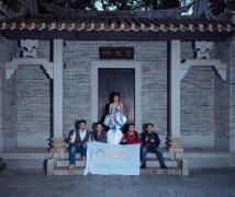 2016-12-17优乐娱乐平台《中国韵》复古时尚中国风人像合影