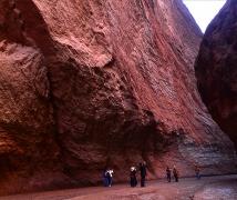 跟着耍耍队入大峡谷