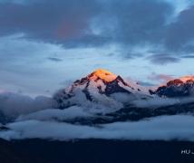 日照金山之梅里雪山