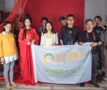 2015-12-13优乐娱乐平台《红尘若梦》古装人像棚拍合影