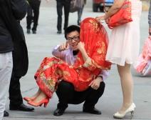 nice 新娘