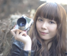 相機廣告女郎 - Ivy