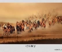 【行摄坝上】(二)草原骏马