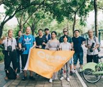 2017-08-19周六优乐娱乐平台《花美人》唯美小清新人像创作活动合影